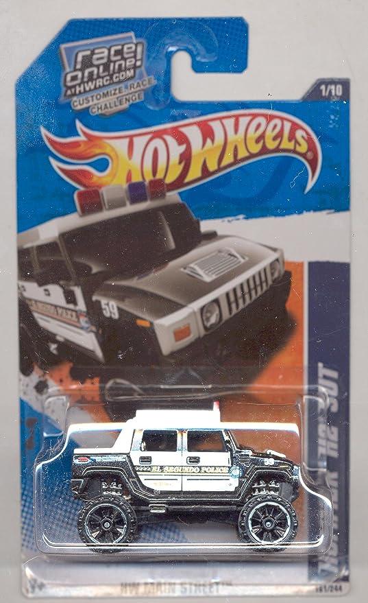 White Jaded Hot Wheels 2011 132//244 HW Performance 2//10