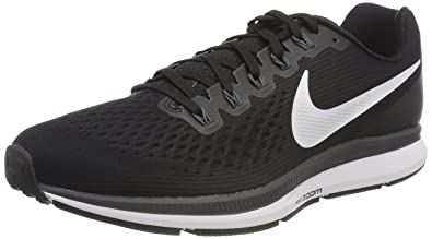 0fa2f0d1f4959 Image Unavailable. Image not available for. Color  Nike Women s Air Zoom  Pegasus 34 Running Shoe (Black White Dark Grey