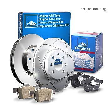 Bremsscheiben Ford NK Bremsenset Vorne Bremsbeläge