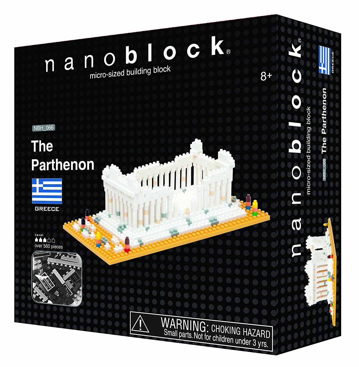 Nanoblock Colosseum Building Kit NBH121