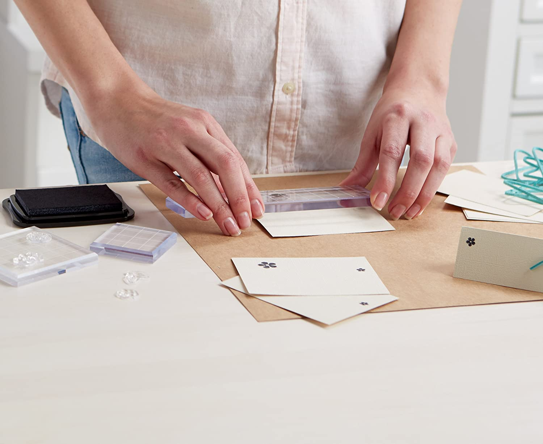 Fiskars 01 000068J Stamp Block Set Image 2