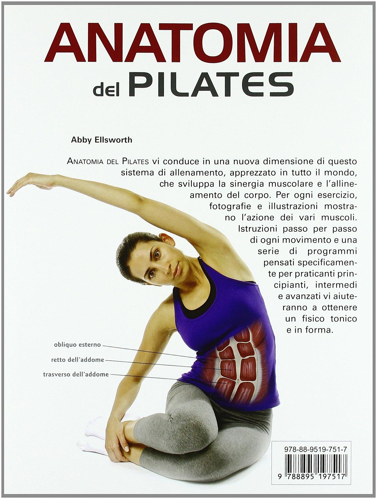 Anatomia del pilates. Guida completa: 9788895197517: Amazon ...