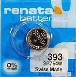 renata[レナータ] SR754W [393]  単品1個 水銀0%