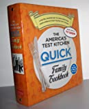 [ [ [ The America's Test Kitchen Quick Family Cookbook [ THE AMERICA'S TEST KITCHEN QUICK FAMILY COOKBOOK ] By Editors at America's Test Kitchen ( Author )Oct-01-2012 Ringbound