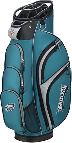 Wilson 2018 NFL Golf Cart Bag, Philadelphia Eagles