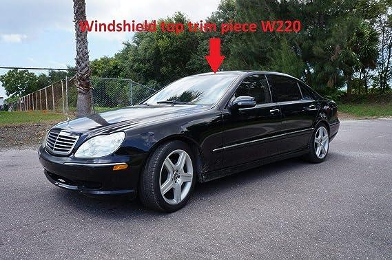 Motors Car Parts research.unir.net MERCEDES S-CLASS W220 S600 ...