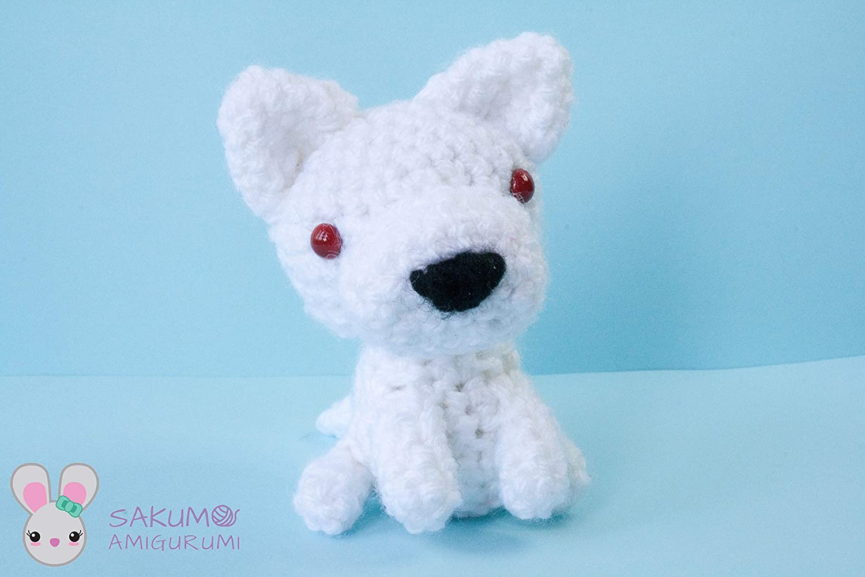 Woolfie, realistic crochet wolf pattern | Son's Popkes | 1000x1500