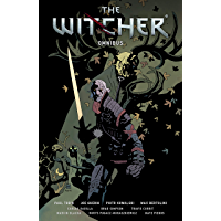 The Witcher Omnibus book cover
