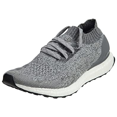 50fdc1f281ba1 adidas Men s Ultraboost Uncaged Running Shoe Grey White Size 9.5 ...