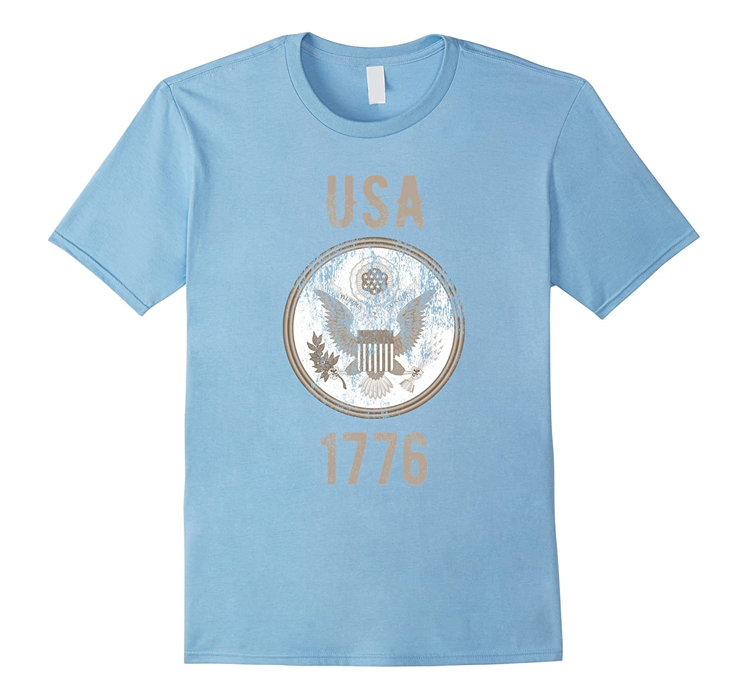 USA 1776 - Great Seal of the United States of America-Vaci