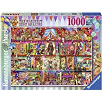 Ravensburger 15254 - The Greatest Show on Earth1000pc Jigsaw Puzzle