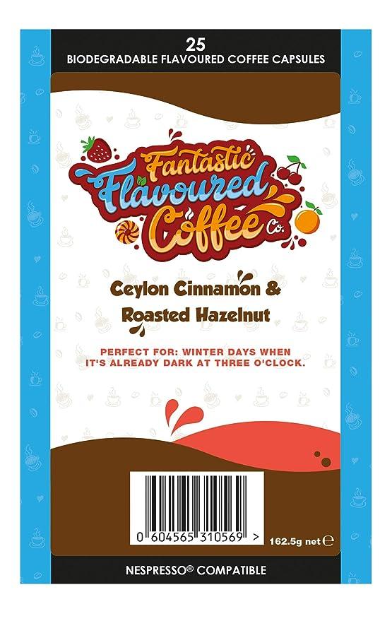 Cápsulas de café con sabor a dulce de leche, compatibles con ...
