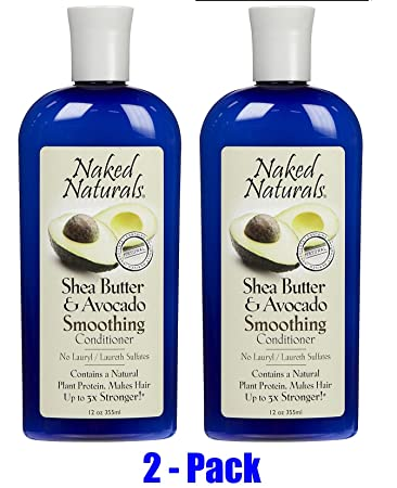 Naked naturals conditioner