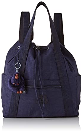 Kipling - Art Backpack S, Mochilas Mujer, Azul (Active Blue): Amazon.es: Equipaje