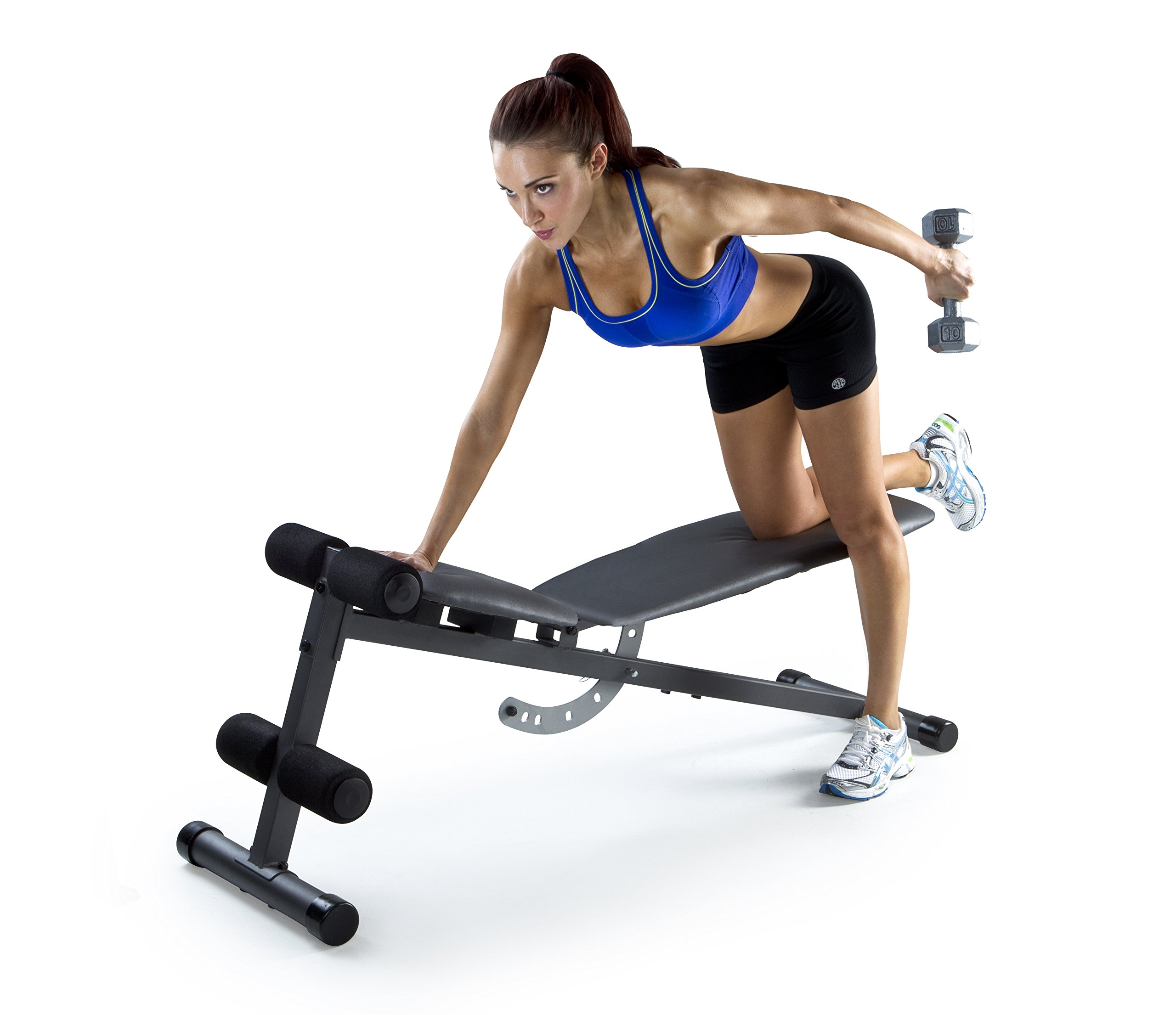 Gold's Gym XR 5.9 Weight Bench by Golds Gym