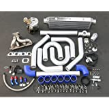 For 4AFE Engine High Performance 10pcs T25 Turbo Upgrade Installation Kit