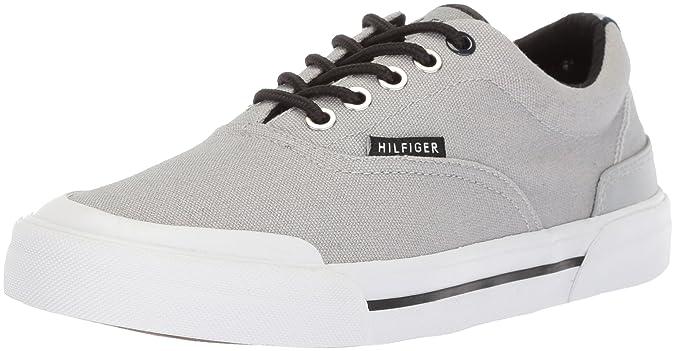 f0c58834ce775 Amazon.com | Tommy Hilfiger Men's Pallet Sneaker | Fashion Sneakers