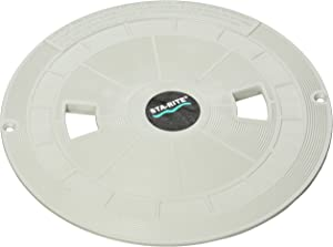 Pentair 08650-0058 White Lid Replacement Sta-Rite U-3 Pool and Spa Skimmer