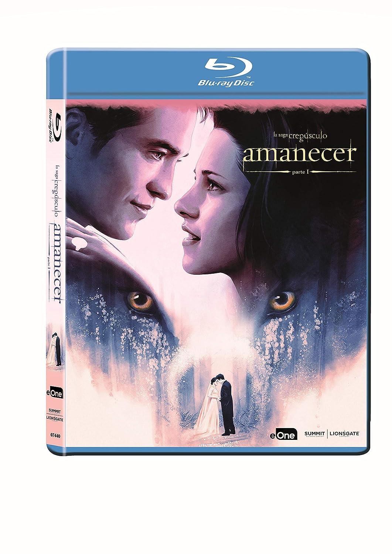Crepúsculo: Amanecer Parte 1 Ed 10 Aniversario Blu-Ray Blu-ray ...