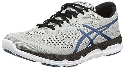 d65bcdf0fb ASICS 33-Fa, Men's Running Shoes, Grey (Silver Grey/Mosaic Blue