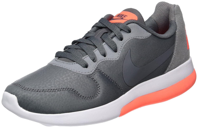 Nike 844857, Zapatillas Para Hombre 45 EU Varios Colores (Dark Grey / Cool Grey / Hyper Orange)