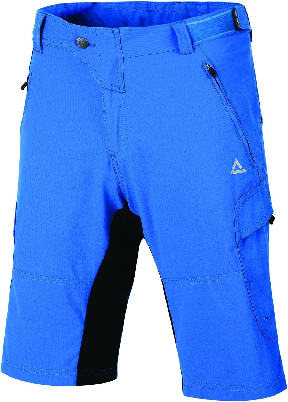 Dare2B 2 in 1 Mens Running Shorts Black Lightweight Quick Drying Sports Short