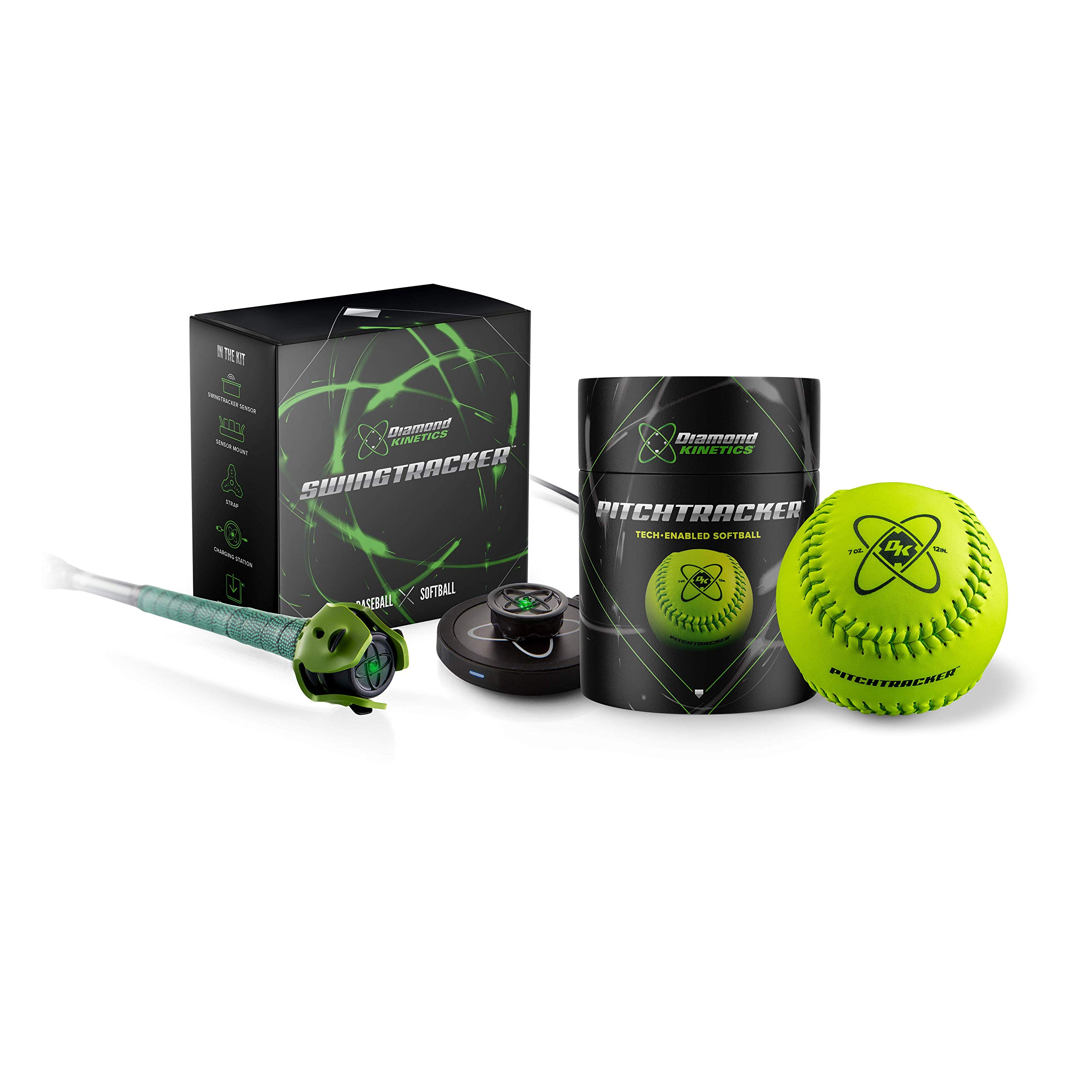 Diamond Kinetics Softball Bundle by Diamond