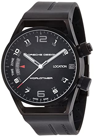 new concept a81ad 5ccc3 Amazon | [ポルシェ デザイン]Porsche Design 腕時計 自動巻き ...