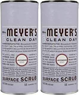 product image for Mrs. Meyer's Clean Day Surface Scrub - Lavender - 11 oz - 2 pk