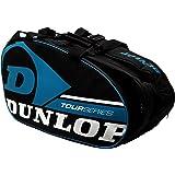 Paletero de pádel Dunlop Tour Intro Negro / Azul