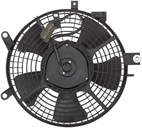 Spectra Premium Cf12047 Air Conditioning Condenser Fan Assembly