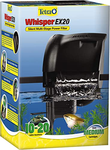Tetra Whisper EX Silent Multi-Stage Power Filter