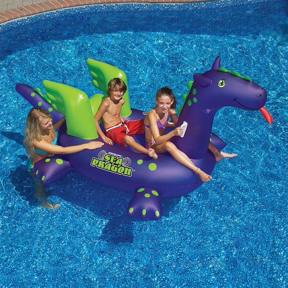 Swimline Giant Sea Dragon ONLY...