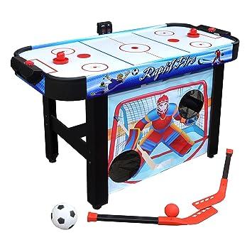 Hathaway Rapid Fire Mesa de Hockey de Aire 3 en 1 42 en 1 con ...