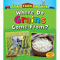 Where Do Grains Come From? (Heinemann Read and Learn: From Farm to Fork)