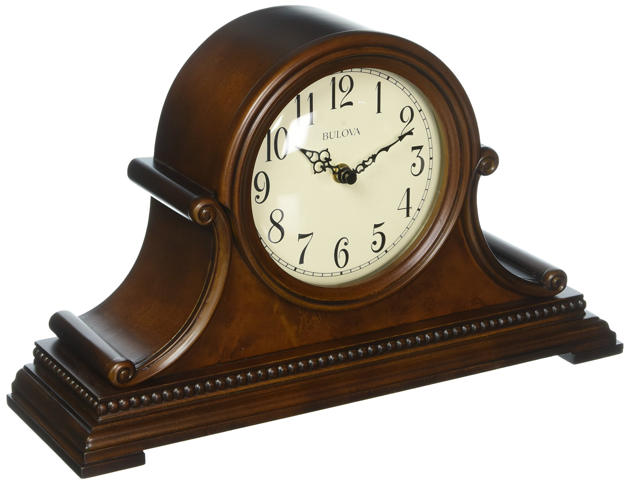 Bulova Asheville Mantel Clock by Bulova