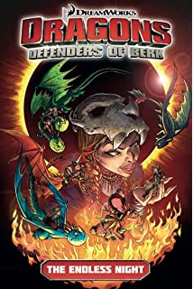 Amazon how to train your dragon the serpents heir dragons defenders of berk volume 1 the endless night how to train ccuart Image collections