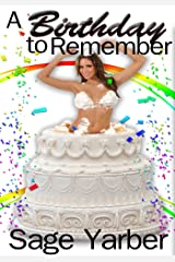 Men's Erotica: A Birthday To Remember Kindle Edition