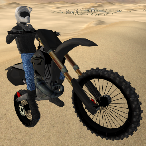 Bike Driving Simulator 3D