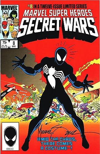 d13b571ac15d2 Mike Zeck, Creator of Venom Signed Lithograph 11x17 Secret Wars 8 with FE  COA + PROOF of signing. Symbiote Eddie Brock, Spiderman 3, Secret Wars, ...