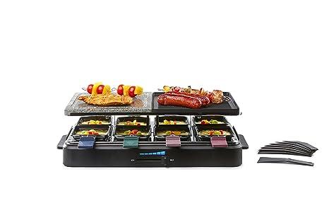 Medion Elektrogrill Test : Amazon medion md raclette grill anti haft beschichtung