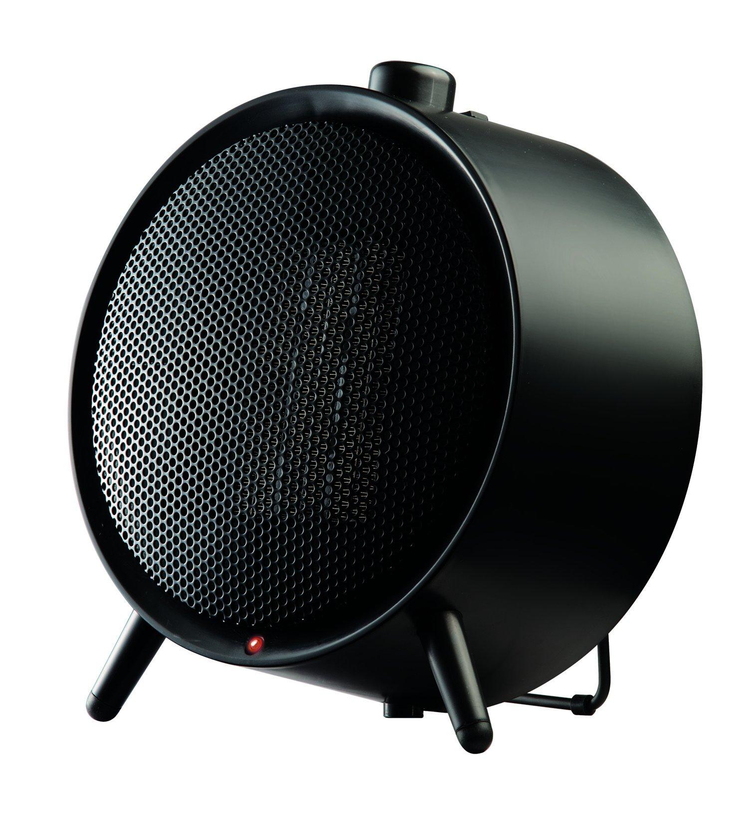 Honeywell HCE200B Uberheat Ceramic Heater, Black by Honeywell