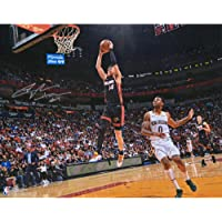 "$76 » Tyler Herro Miami Heat Autographed 16"" x 20"" Dunk vs. Pelicans Photograph - Fanatics Authentic Certified"
