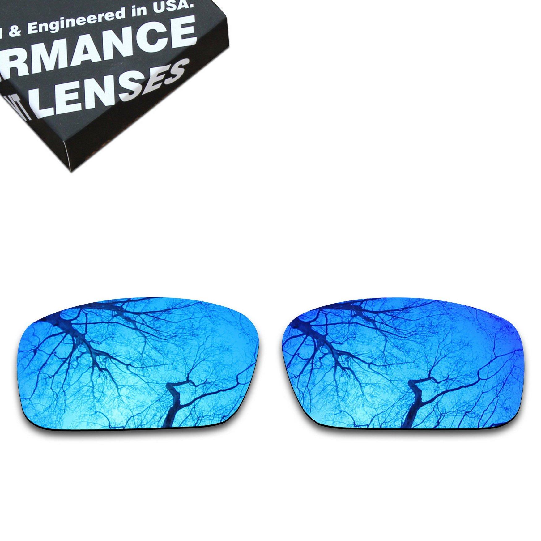ToughAsNails Polarized Lens Replacement for Oakley Crankshaft Sunglass - More Options