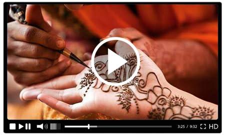 Amazon.com Simple Mehndi Designs Videos Tutorial 2019