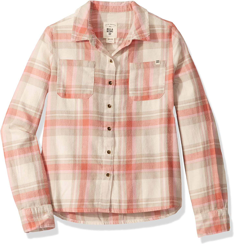Billabong Big Easy to Love - Camiseta para niña - Multi - X ...
