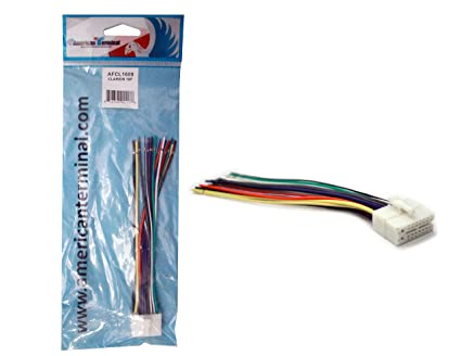 81uXprNS1lL._SX425_ amazon com american terminal afcl1600 universal 16 pin plug for