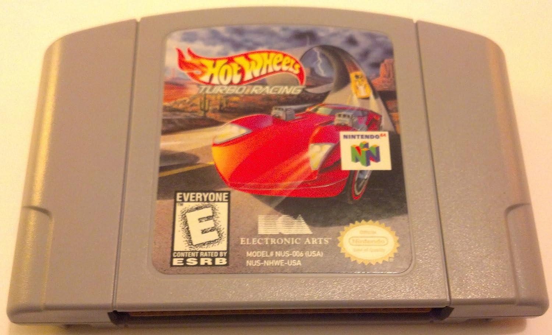 Amazon com: Hot Wheels Turbo Racing: Video Games
