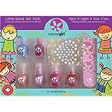 SUNCOAT GIRL Mini Mani Kit de Manucure pour Enfant