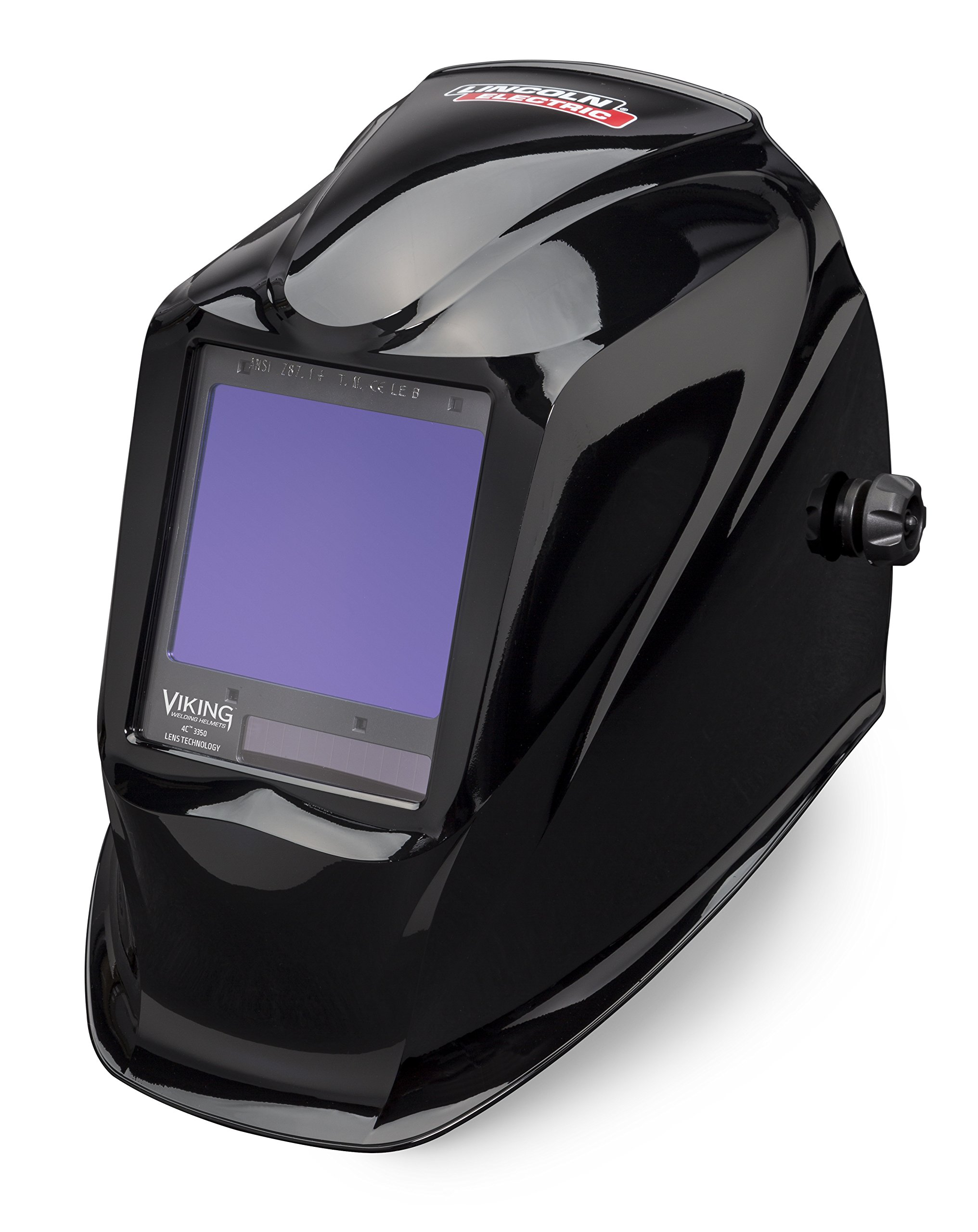 Welding Helmet, Black, 3350 Series by Lincoln Electric